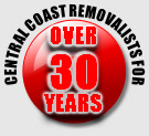 CENTRAL COAST REMOVALISTS FOR